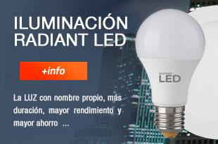 Destacado Radiant LED