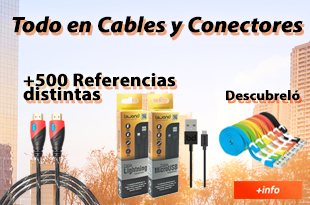 Destacado Cables y Conectores