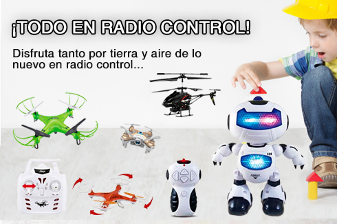 Destacado RADIO CONTROL