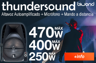 Destacado Thundersound
