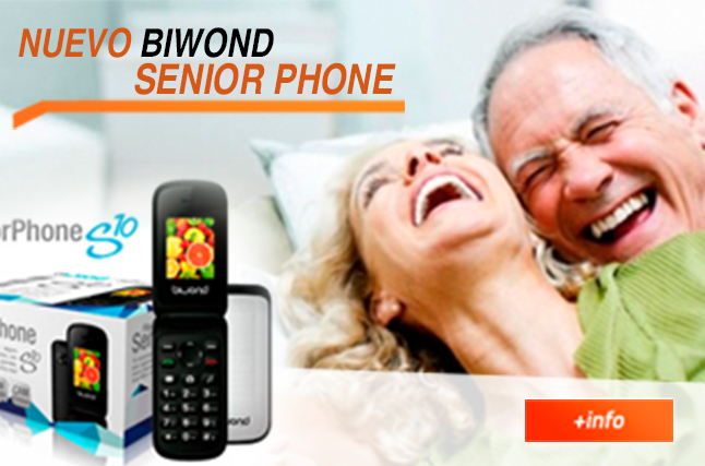 Biwond Senior Phone