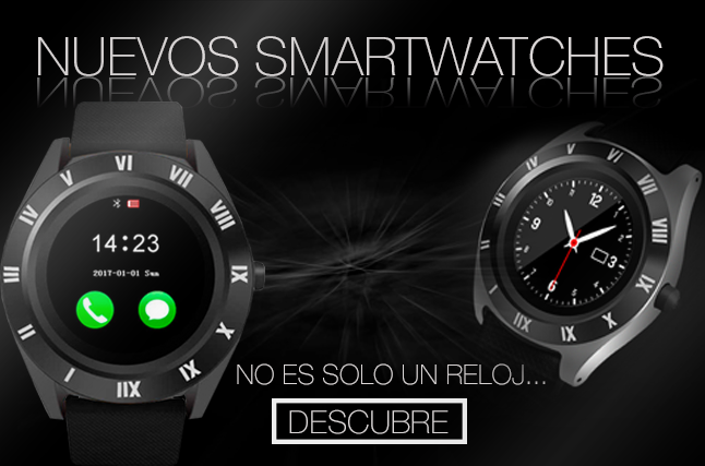 Destacado Smartwatches