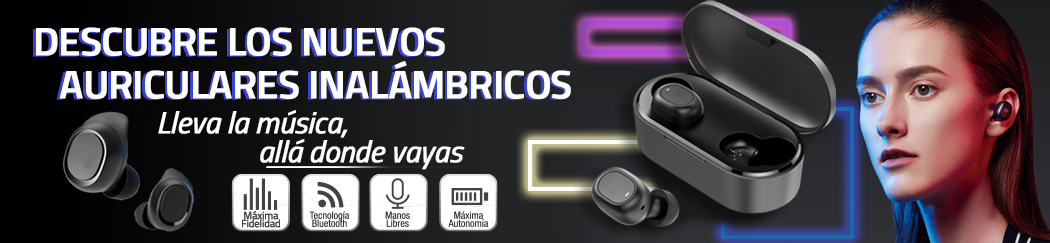 Banner Auriculares Inal Cabecera