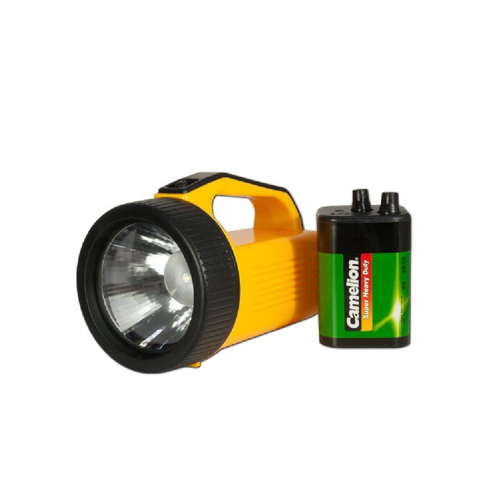 Linterna Profesional LED 100 horas CM25L-4R25 Camelion