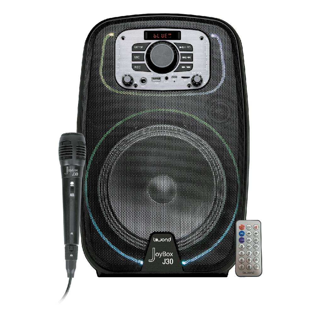 Altavoz 8'' Karaoke JoyBox J30 Biwond