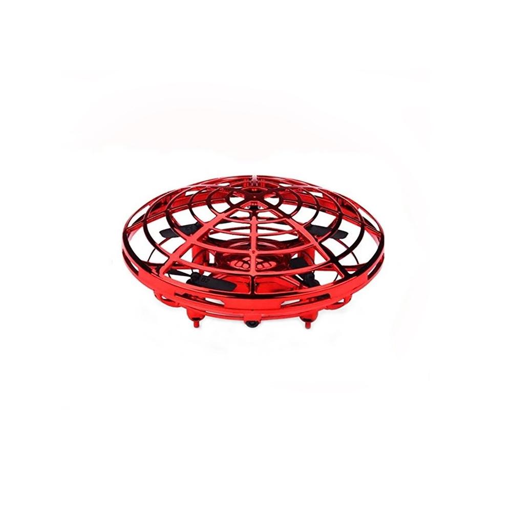 Drone UFO Interactivo Rojo