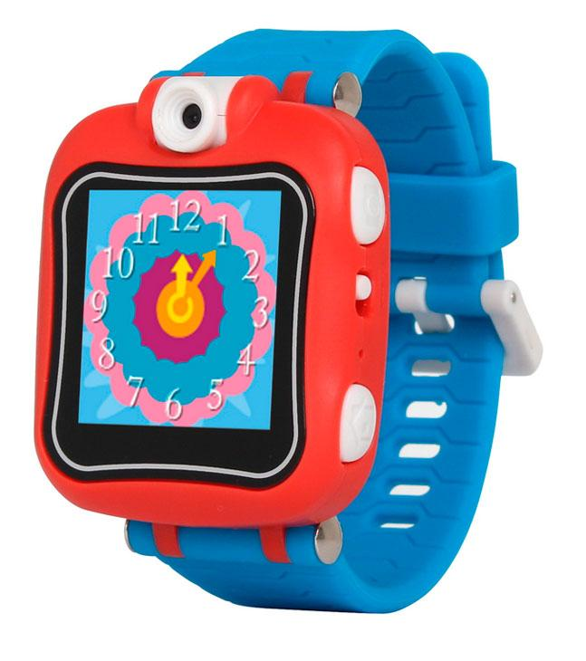 Smartwatch Kids Wowatch Rojo (Foto y Video)