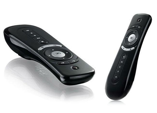 Air Mouse 3D Motion Ratón inalambrico para TV (Mando control remoto 2.4 Wireless par