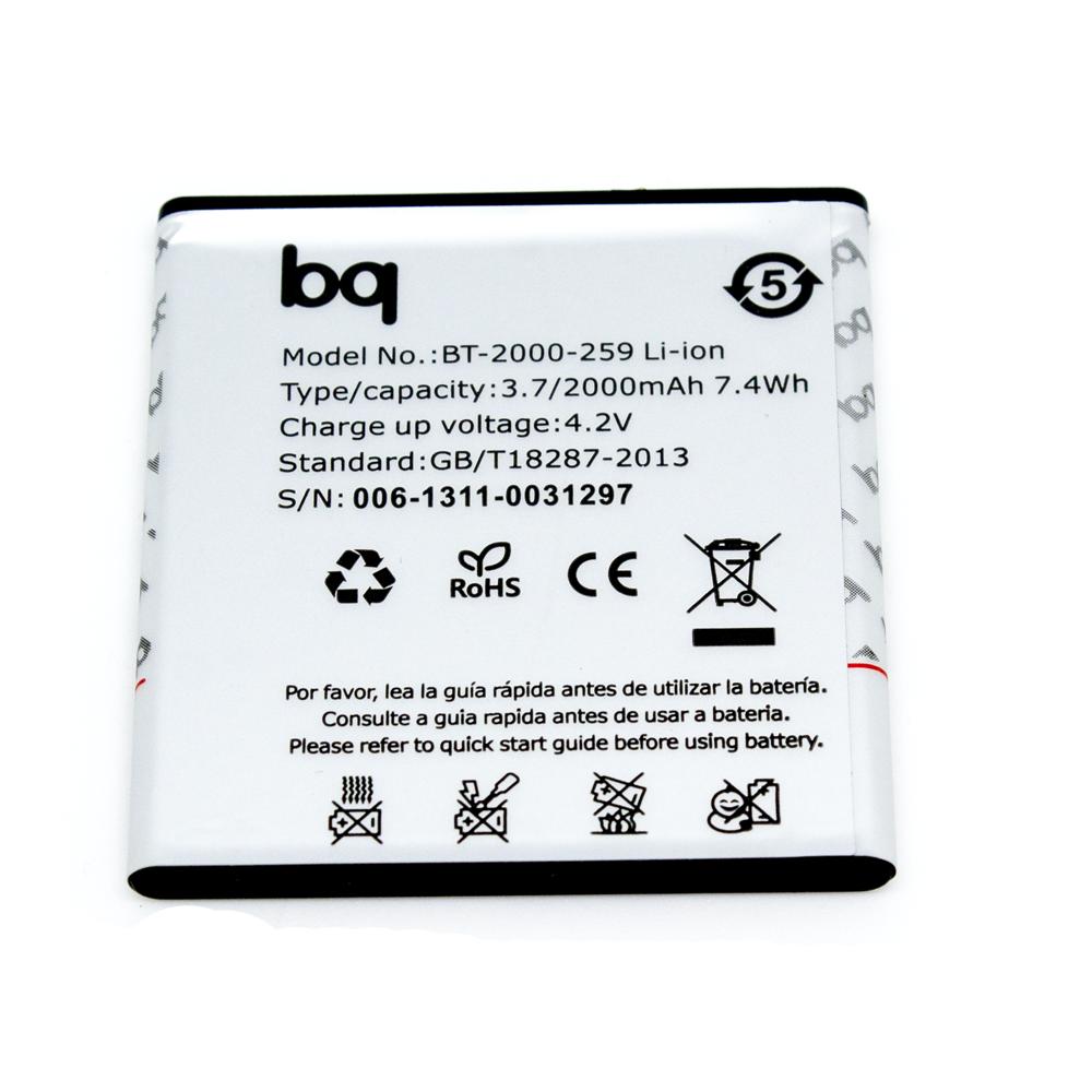 Bateria BQ Aquaris E4 2000 mAh