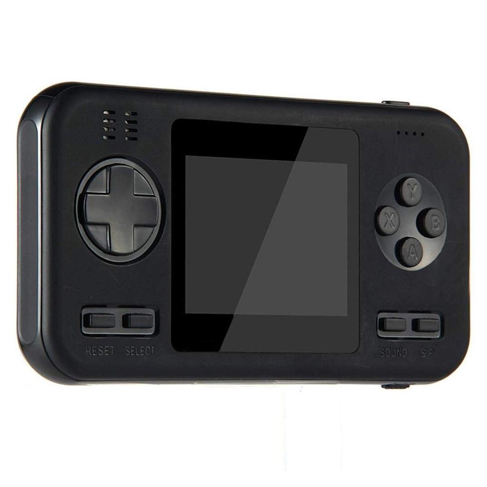 Consola Portatil + Powerbank 416 Juegos Negro
