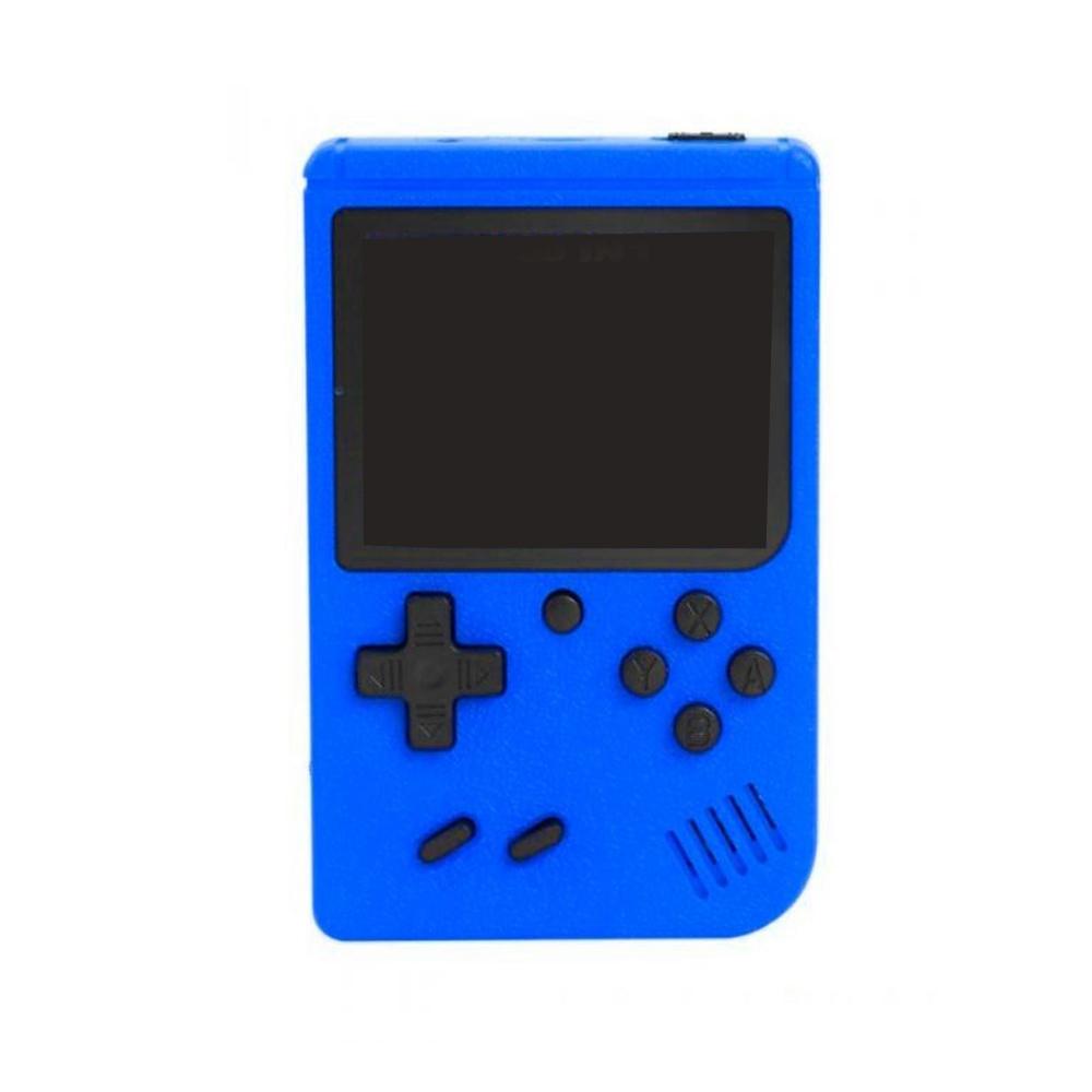 Consola Super Game Box Azul 400 Juegos
