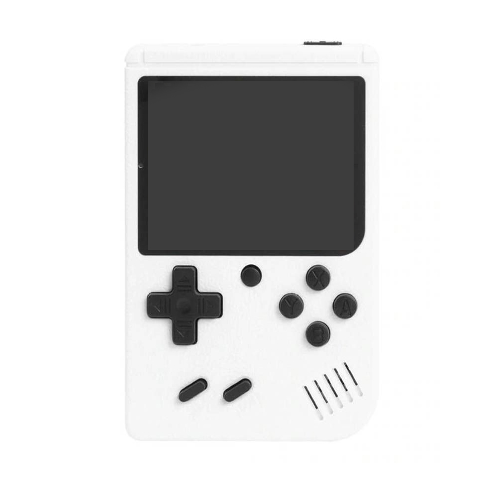 Consola Super Game Box Blanca 400 Juegos