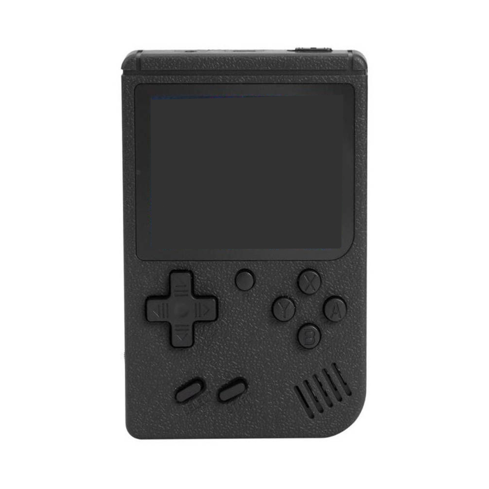 Consola Super Game Box Negro 400 Juegos