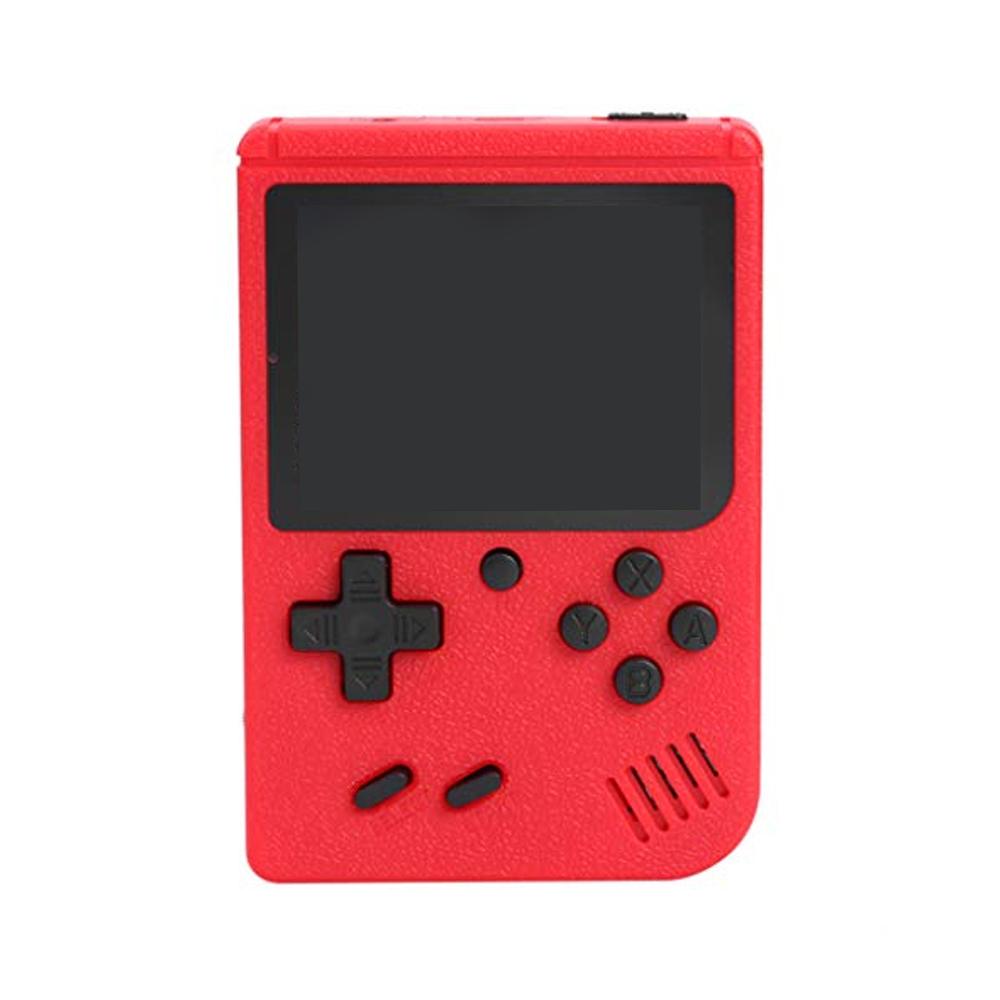 Consola Super Game Box Rojo 400 Juegos