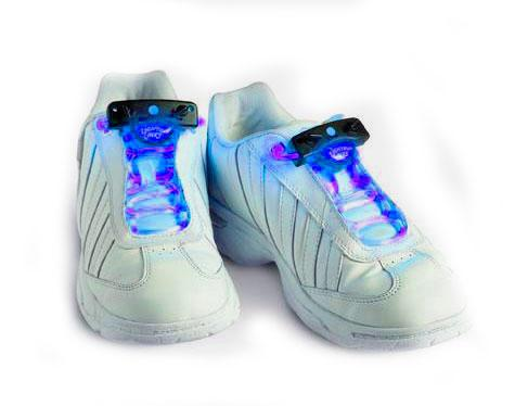 Cordones Luminosos LED Azul