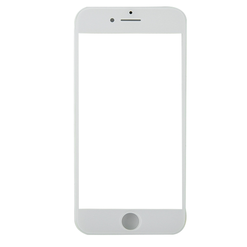 026f8562c11 Cristal Pantalla+Marco iPhone 8 Blanco > Smartphones > Repuestos ...