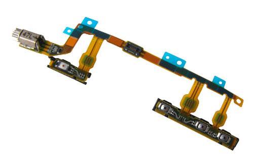 Flex Volumen + Vibrador Sony Xperia Z3 Compact