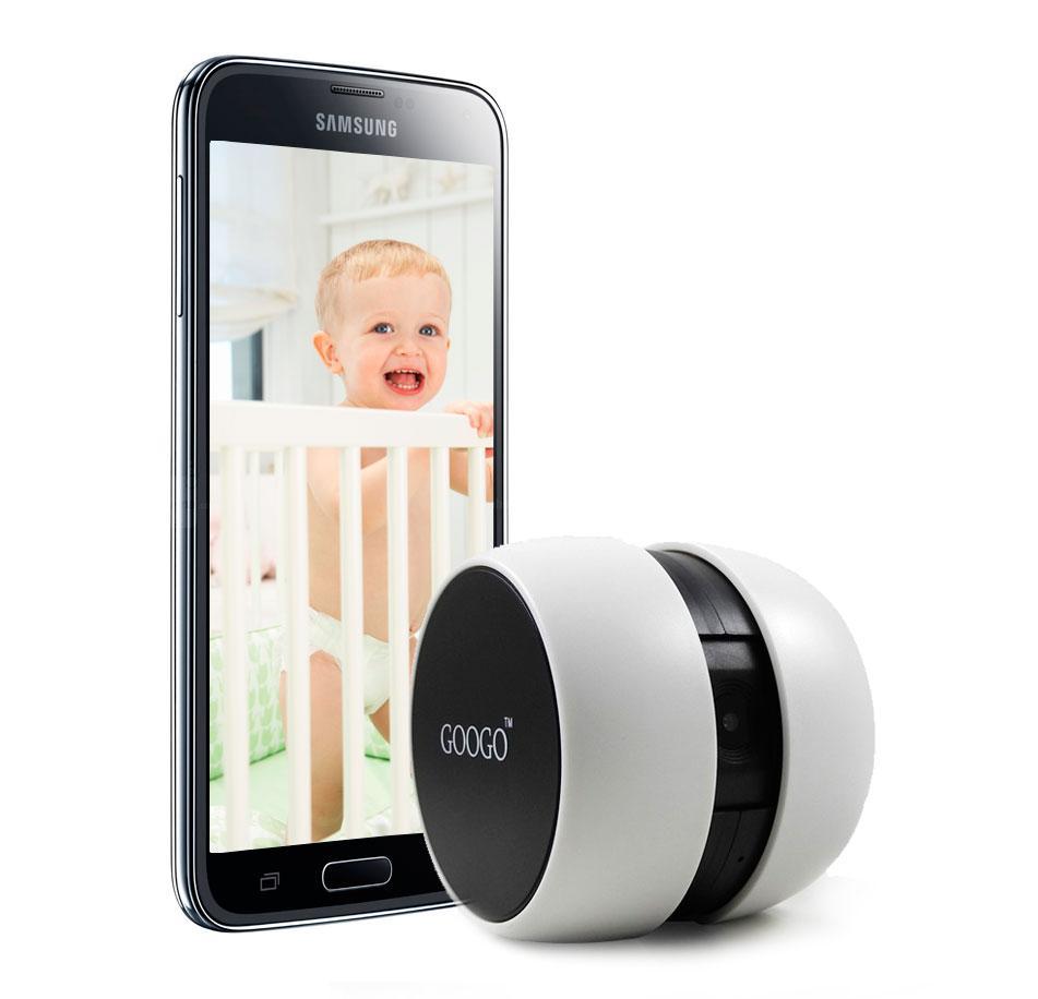 Cámara WiFi IP GOOGO Android y iOS