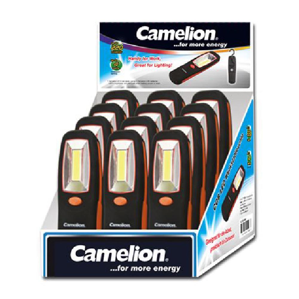 Linterna Profesional LED 3W 220lm Camelion