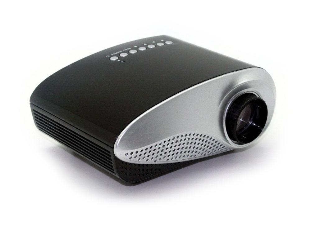 Mini Proyector LED Multimedia HDMI