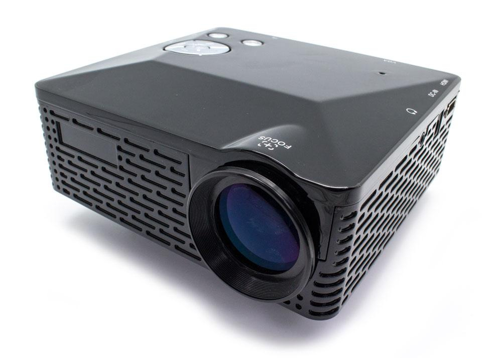 Proyector Led Multimedia 1080px Gt Television Gt Accesorios