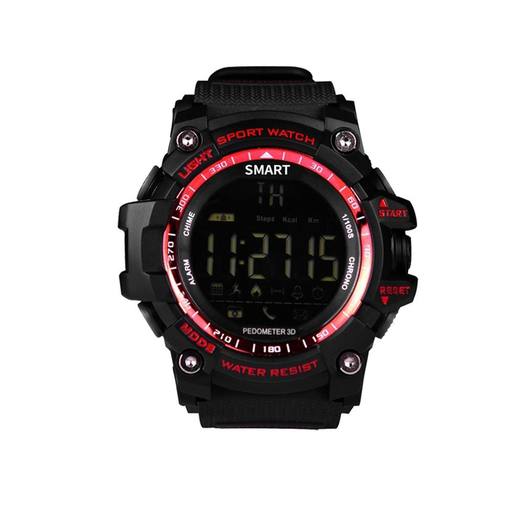 Smartwatch Deportivo Smart IOS/Android Negro