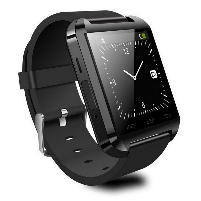 SmartWatch U8 Bluetooth (3 Tipos de Sincronización,  Bluetooth, Cronómetro, Llamadas