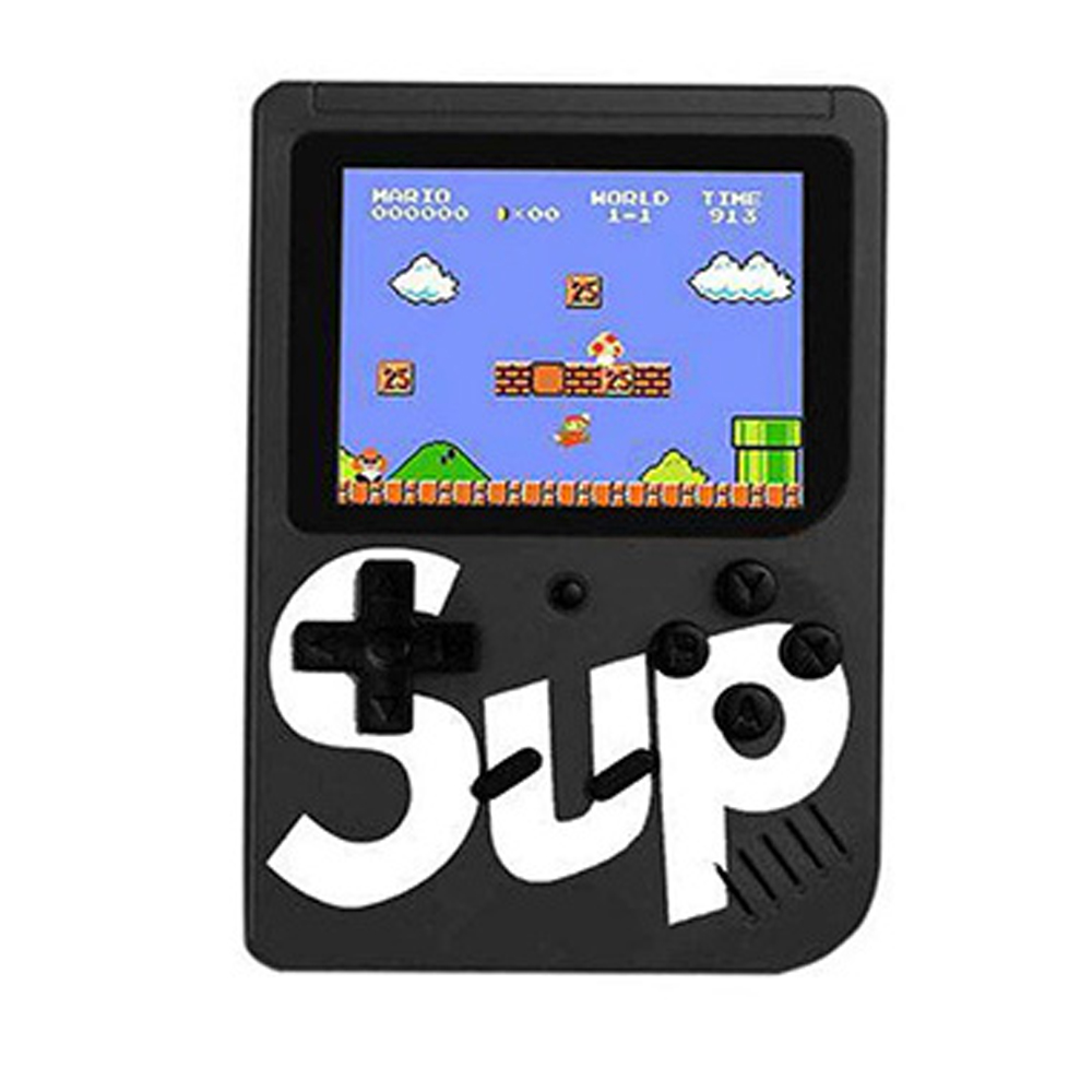 Consola SUP Game Box 400 Juegos Negra