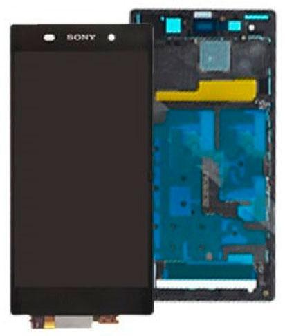 Pantalla Táctil + LCD Sony Xperia Z1 C6902/C6903/C6906 Negro