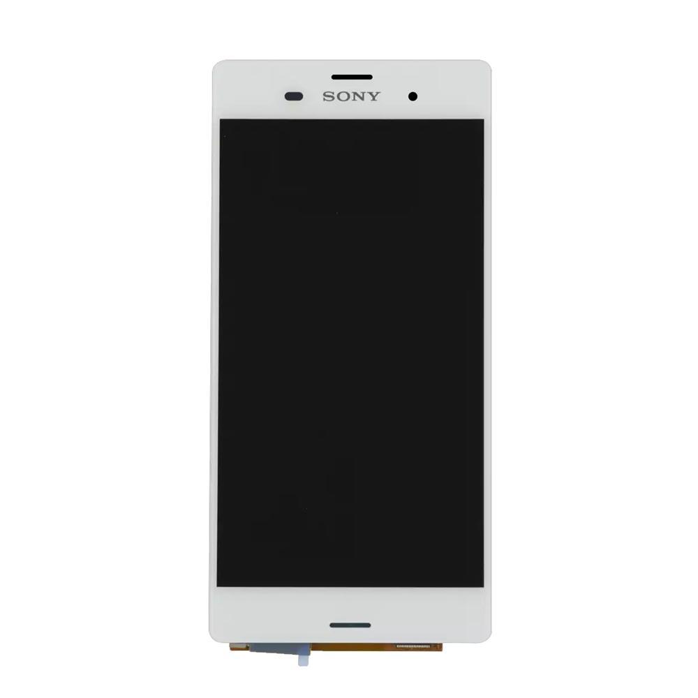 Pantalla Táctil + LCD Sony Xperia Z3 D6603 Blanco