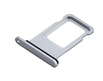 Bandeja Tarjeta iPhone XR Blanco