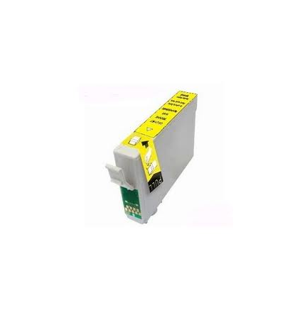 Cart. Epson 1284 Amarillo (reman.)