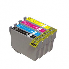 Cart. Epson T1624/T1634 Amarillo (reman.)