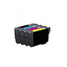 Cart. Epson T502XL Negro (reman.)