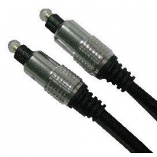 Cable Fibra Optica Audio Digital 1.8m (Toslink) BIWOND