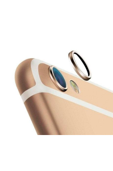 Anillo Protector Camara Iphone 6 Oro