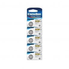 Boton Litio CR1632 3V (5 pcs) Camelion