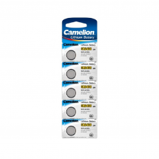Boton Litio CR2430 3V (5 pcs) Camelion