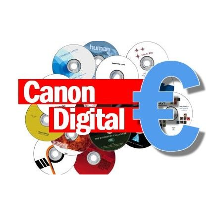 Canon Digital Grabadoras CD Real Decreto-Ley 12/2017