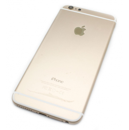 Carcasa Trasera iPhone 6 Plus Bronce