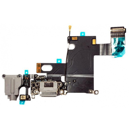 Conector Carga + Audio + Microfono Flex iPhone 6