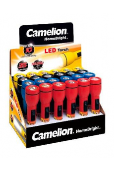 Expositor LED Homebright 24 Linternas 2xAA/R06
