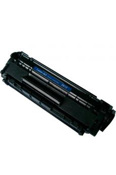 Toner HP 2612A/FX 9/FX10 Color Negro (Reman.)