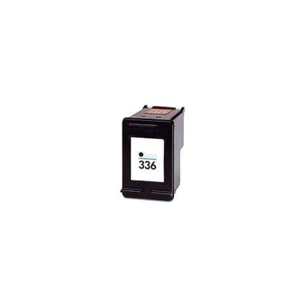 Cart. HP (336) C9362E Negro 9ml (reman.)