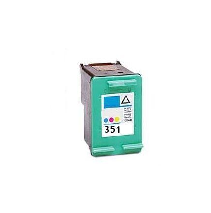 Cart. HP (351XL) Tricolor 19ml (reman.)