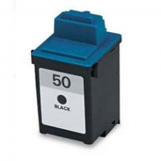 Cart. Lexmark 50 17G0050 Negro 25ml (reman.)