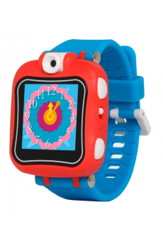 Smartwatch Kids Wowatch Rojo (Foto y Video)