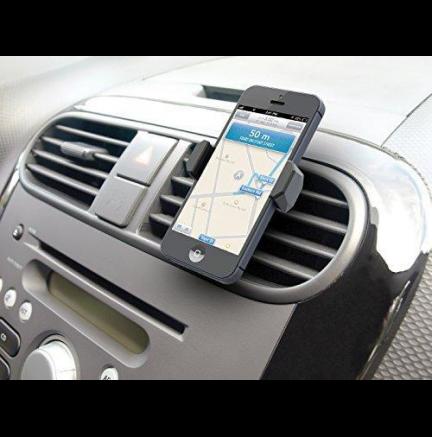 Soporte Universal Smartphone Coche Rejilla Ventilacion