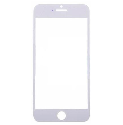 Cristal Pantalla iPhone 6/6S Blanco