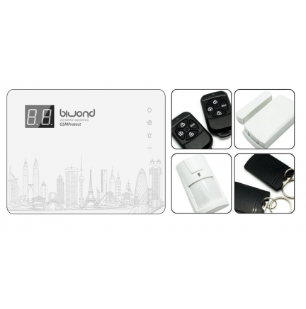 Security Alarma GSM Protect Biwond